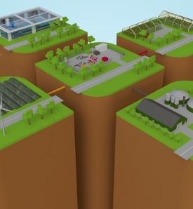 NAM Energie Hub